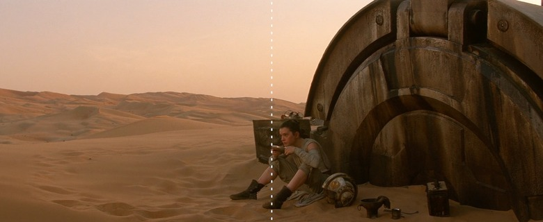 the isolation of rey
