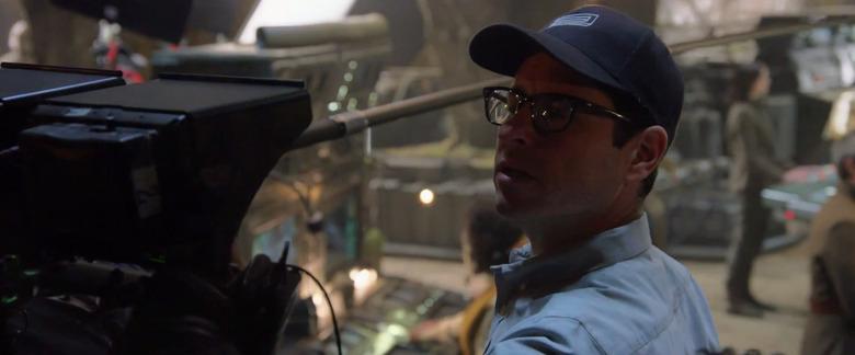 J.J. Abrams Hired as Star Wars Episode 9 Director