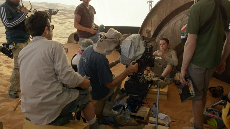 The Making of Star Wars: The Force Awakens