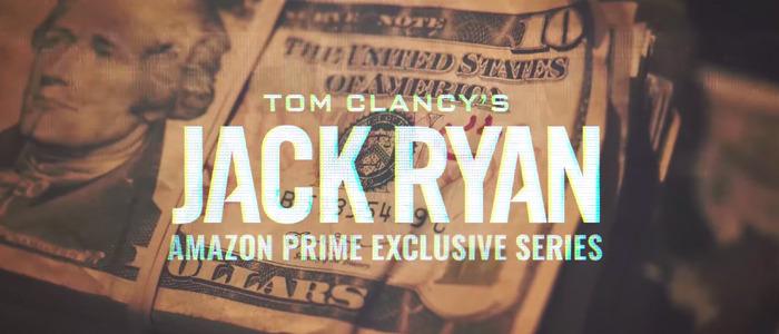Jack Ryan TV show teaser