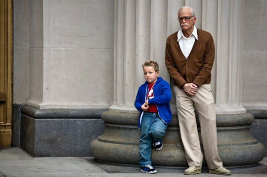 Jackass Presents Bad Grandpa .5 trailer