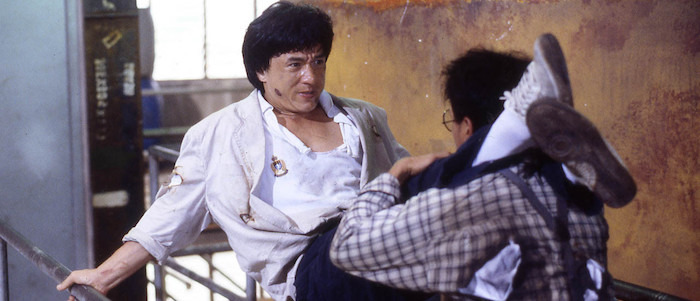 jackie chan five against a bullet