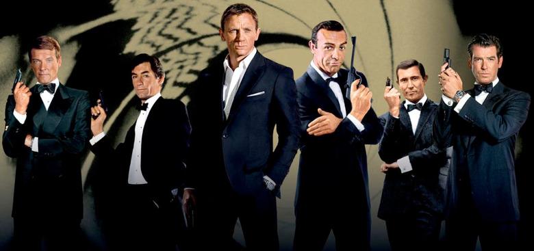 James Bond Kill Count