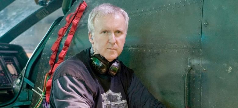 James Cameron Sci-Fi Documentary Series