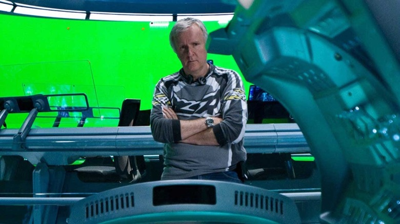 James Cameron Talks Avatar 2