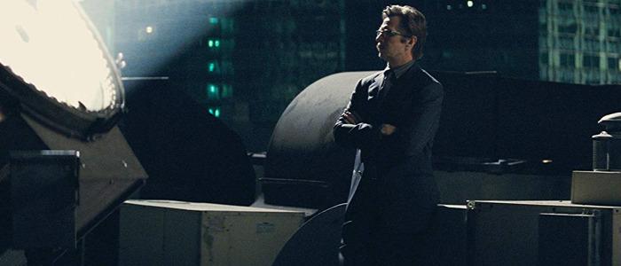 James Gordon in The Dark Knight
