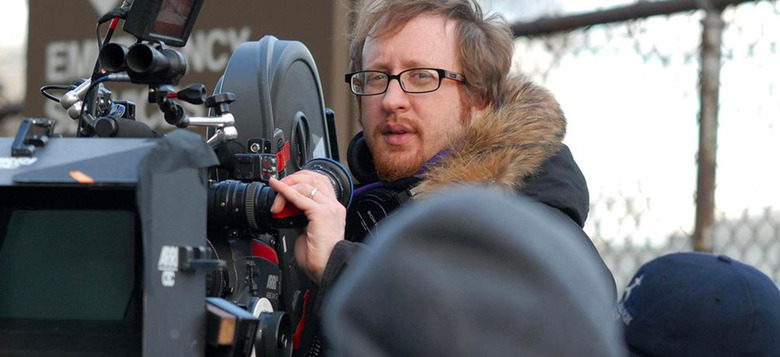 James Gray Cannes