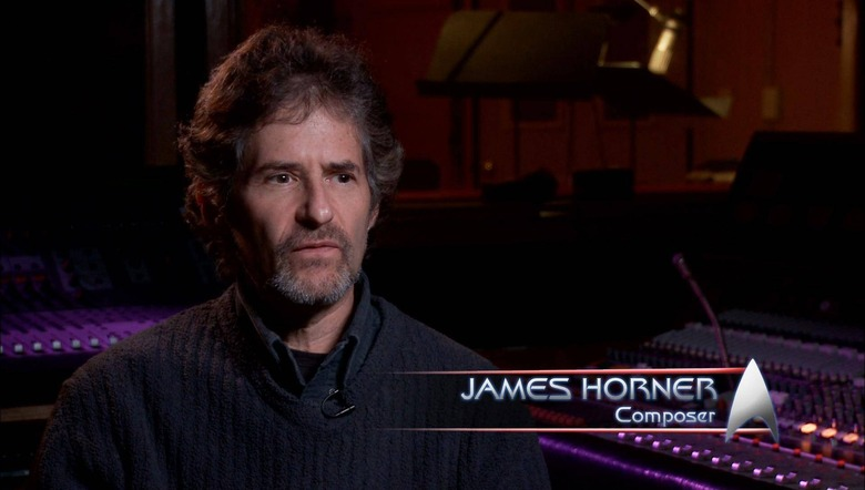 James Horner dead