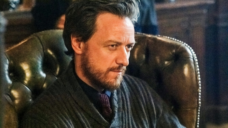 James McAvoy Is Living The Dream In The Sandman Act II [Interview]
