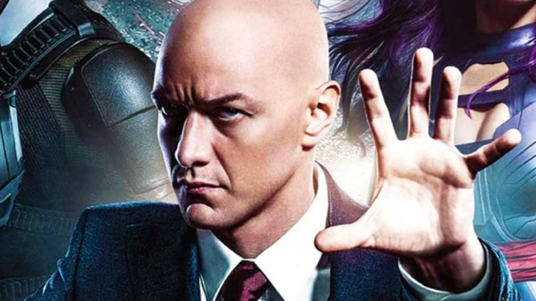 James McAvoy Would Love To Play A Young Captain Picard
