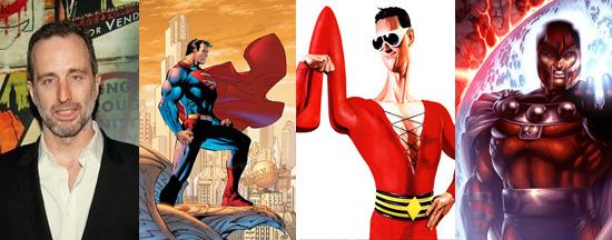 james mcteigue superman magneto plastic man