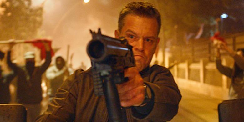 Jason Bourne 3D China release