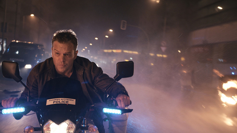 Jason Bourne sequel