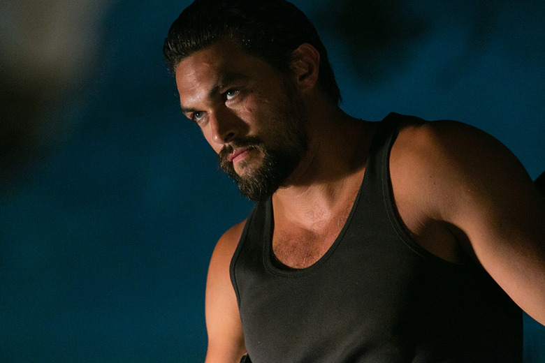 Jason Momoa in Red Road