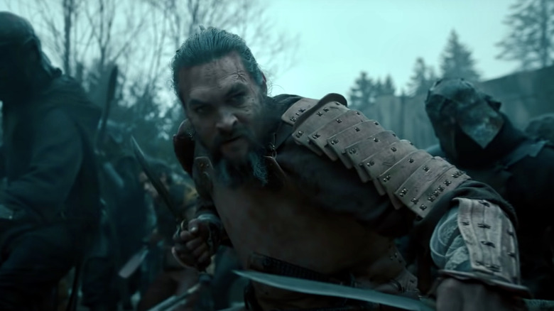 Jason Momoa Teases His Buddy Cop Movie With Dave Bautista: