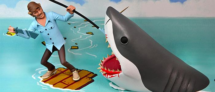 Jaws Toony Terrors