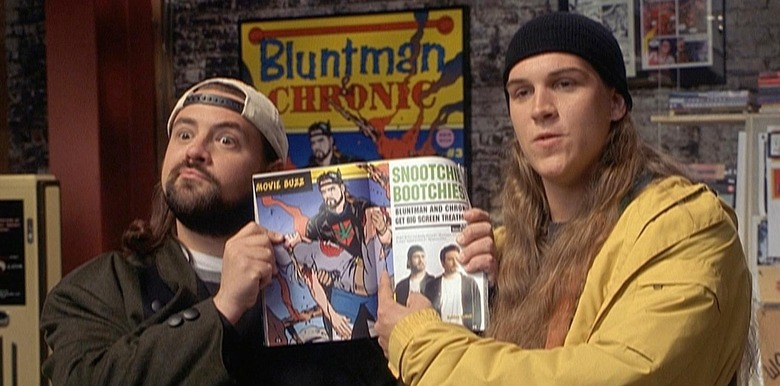 Jay and Silent Bob Reboot First Look