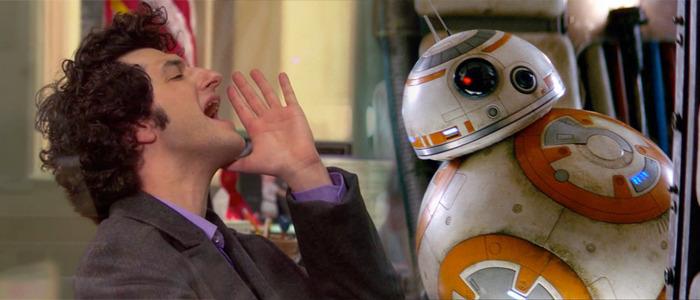 Jean-Ralphio as BB-8