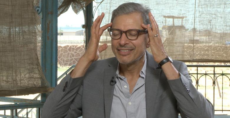 Jeff Goldblum Superhero Movie