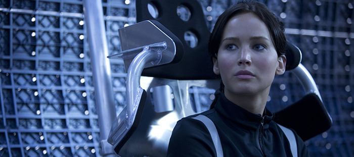 Jennifer Lawrence in Passengers