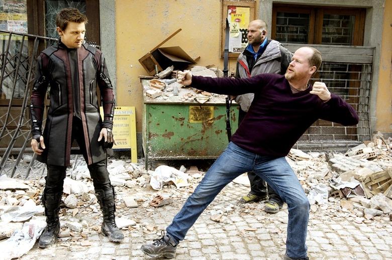Jeremy Renner Hawkeye movie