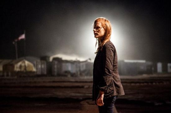 Jessica Chastain True Detective