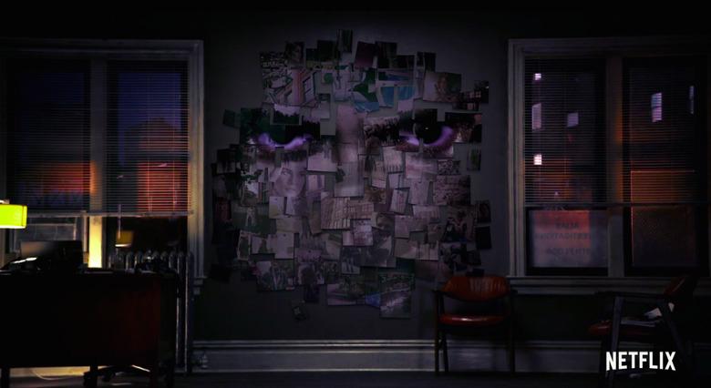 Jessica Jones teaser Purple Man