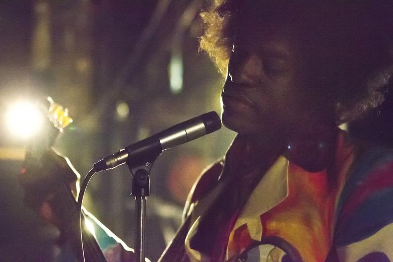 Jimi Hendrix biopic trailer