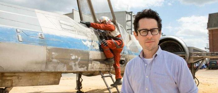 JJ Abrams Star Wars spoilers