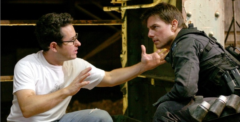 JJ Abrams Tom Cruise Mission: Impossible 3