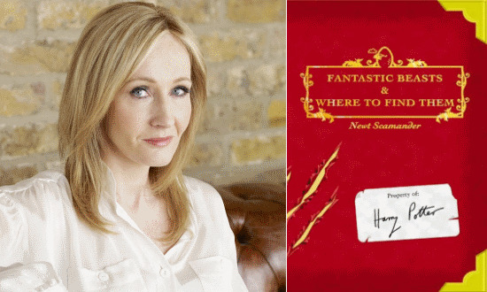 JK Rowling / Fantastic Beasts and Where to Find Them