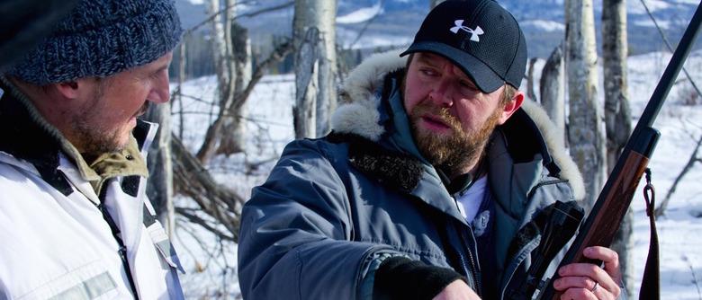 Joe Carnahan directing The Grey