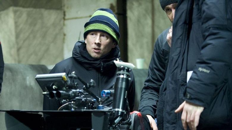 Joe Cornish directing Attack the Block