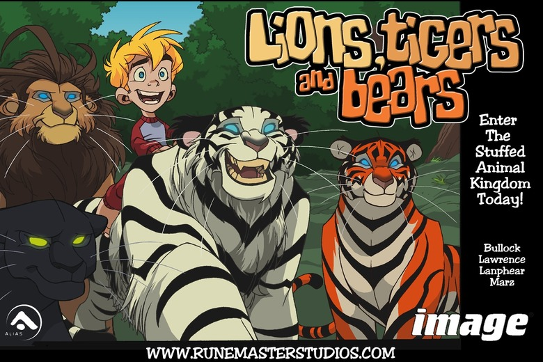 Lions, Tigers, and Bears