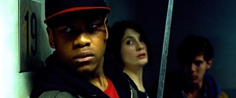 john boyega in attack the block - John Boyega joe cornish collaboration in the works