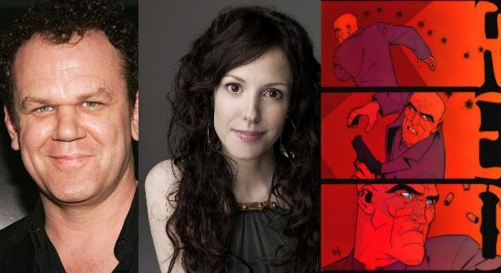 John C. Reilly, Mary Louise Parker