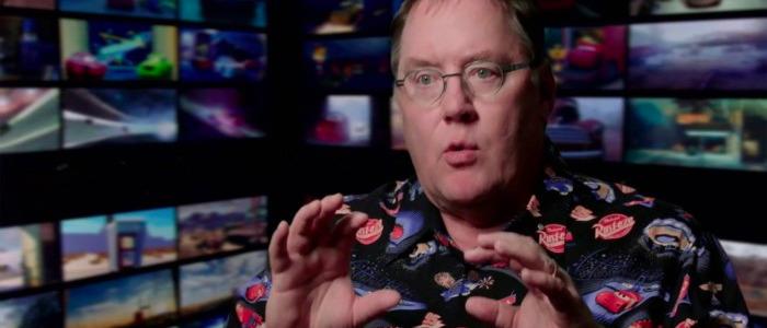 John Lasseter leaving Disney