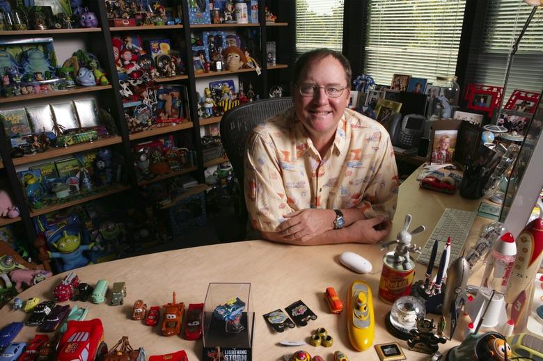 John Lasseter Cars 2