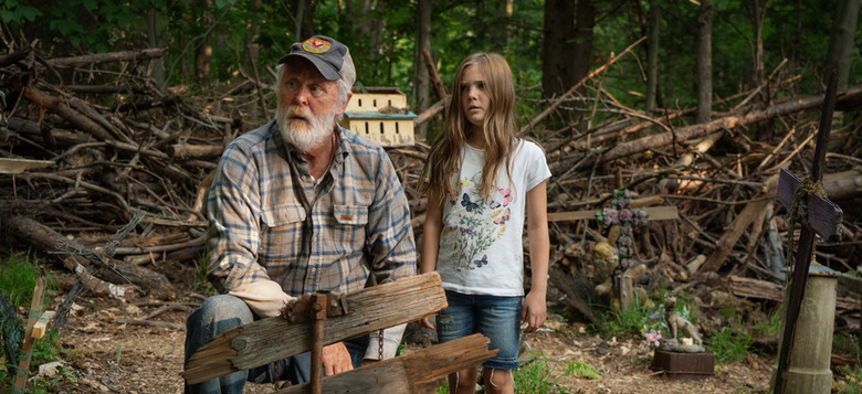 John Lithgow Pet Sematary Interview