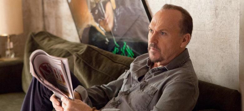 Michael Keaton - John McAfee Movie