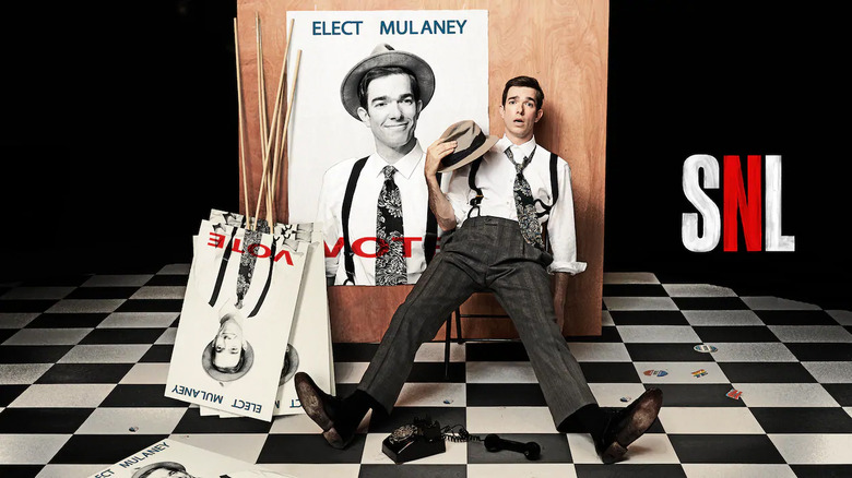 John Mulaney Hosted Saturday Night Live