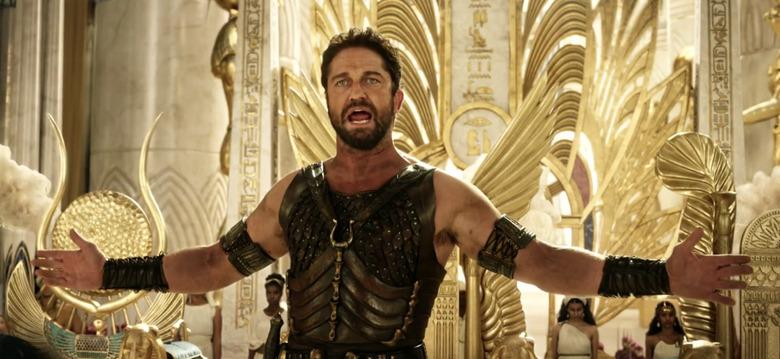 Gods of Egypt Super Bowl Spot