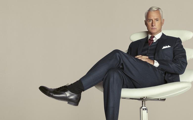 John Slattery is Roger Sterling in MAD MEN - Season 5   ©2012 A