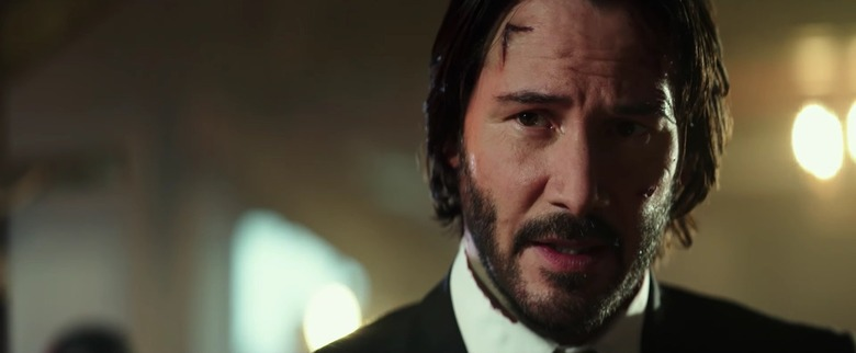John Wick 3 synopsis