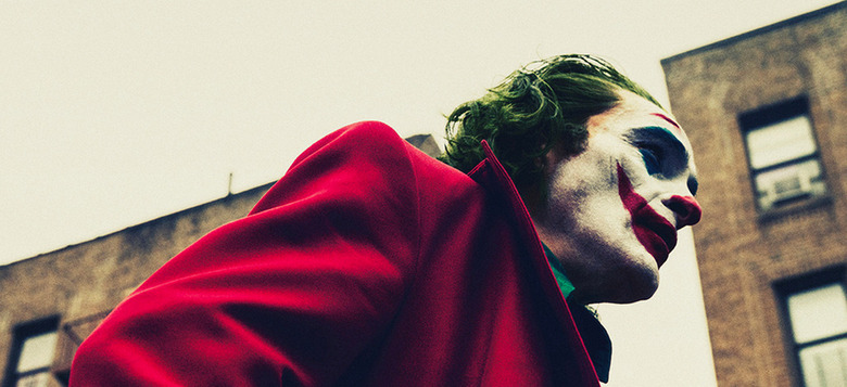 joker backlash
