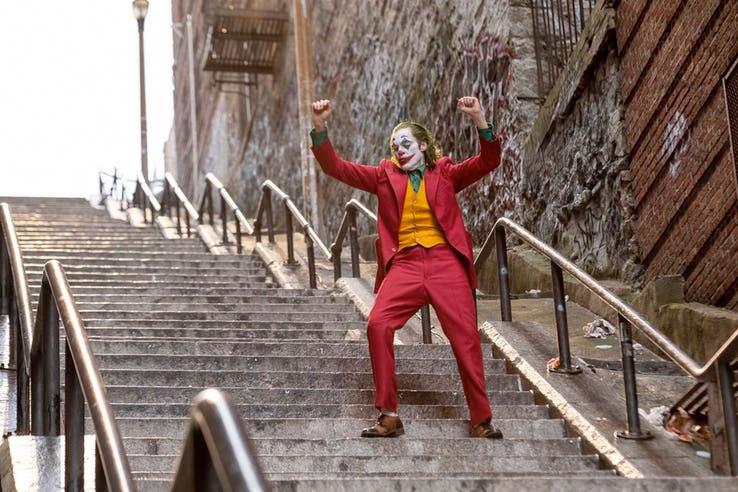 Joker clips