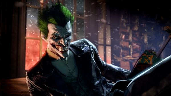 Batman Origins Joker