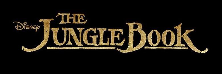 Jon Favreau The Jungle Book logo