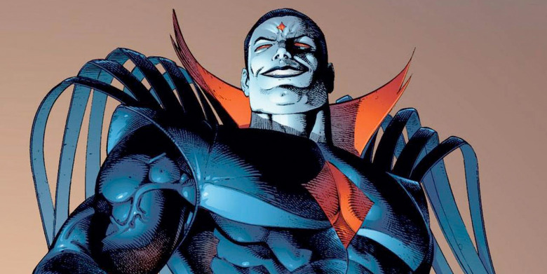 Mr. Sinister in Wolverine 3