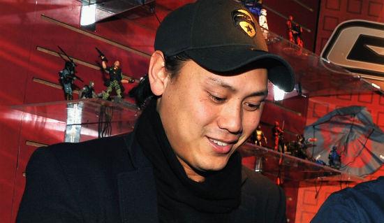 Jon Chu Toy Fair